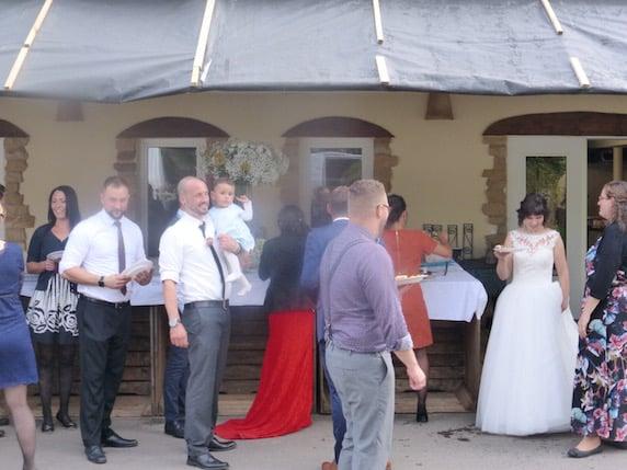 Hochzeit Catering in Waldkirch