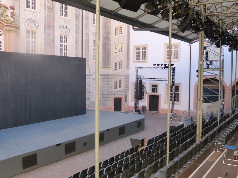 Schlossfestspiele Ettlingen Programm