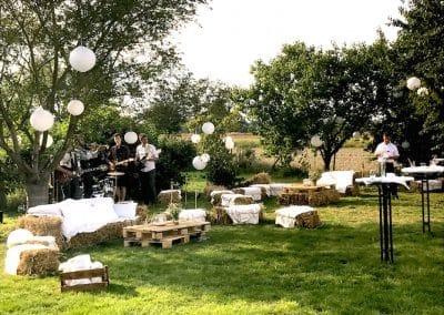 Hochzeit Stutensee aussen