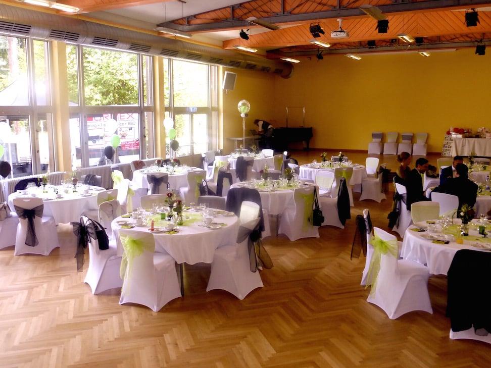 Hochzeit Catering im Kasino Ettlingen