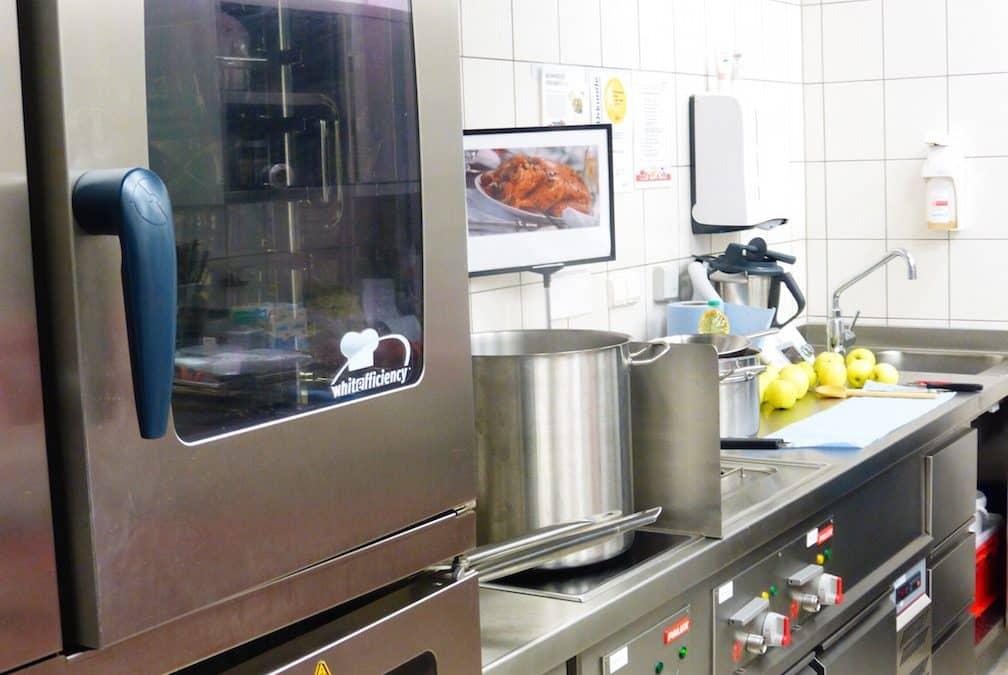 Kochkurs – 125 Personen erkochen sich ihr Menü