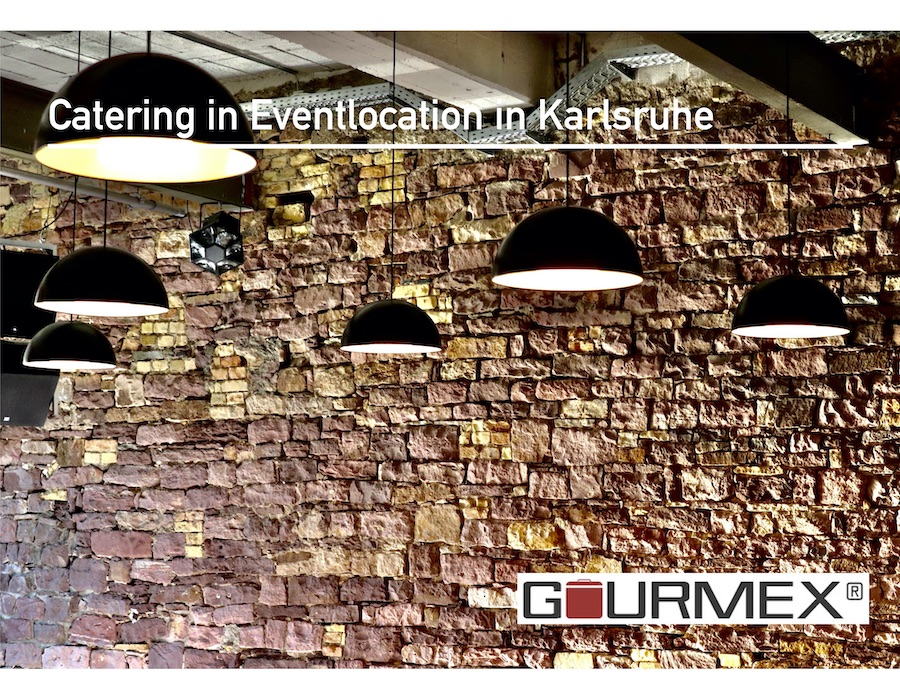 Catering in Eventlocation Karlsruhe