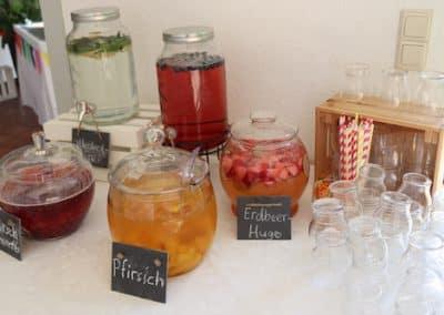 Cocktails-Limonade
