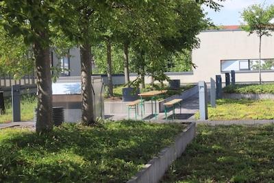 Dachterrasse Karlsruhe