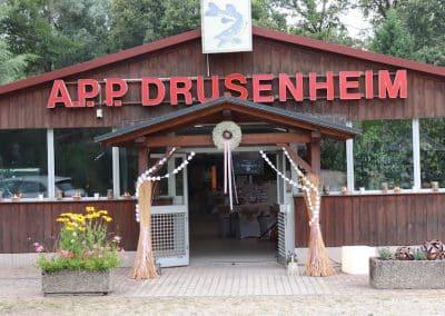 Eingang Fischerheim Drusenheim