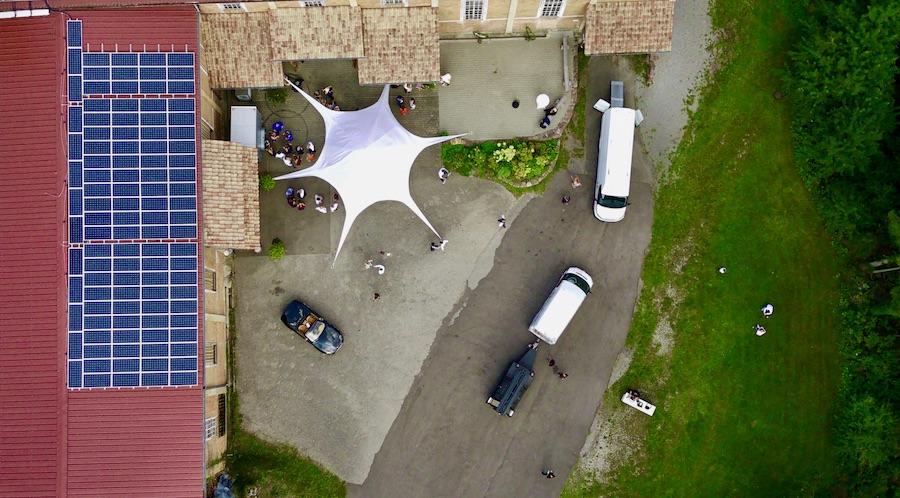 Faktorei am Bergwerk Neubulach Catering Hochzeit mit GOURMEX®