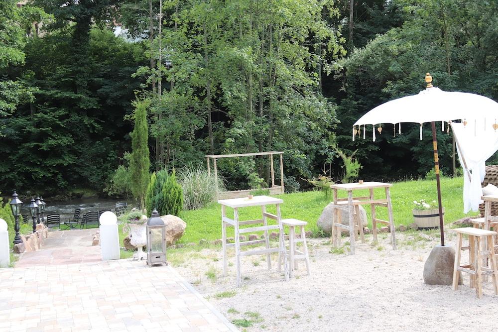 Hochzeit Catering im alten Kurhotel Würm