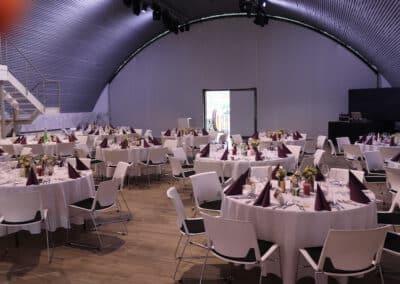 Hangar Eventlocation Baden Baden