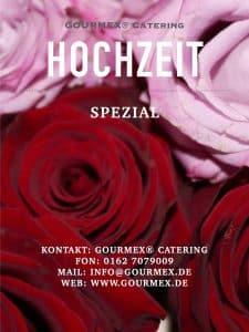 Hochzeit Catering - schaen Sie sich hierzu unsere Broschüre an.