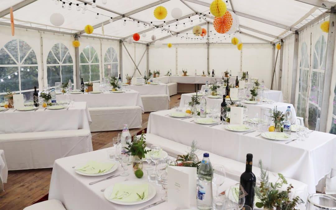 Hochzeitscatering in Ettlingen