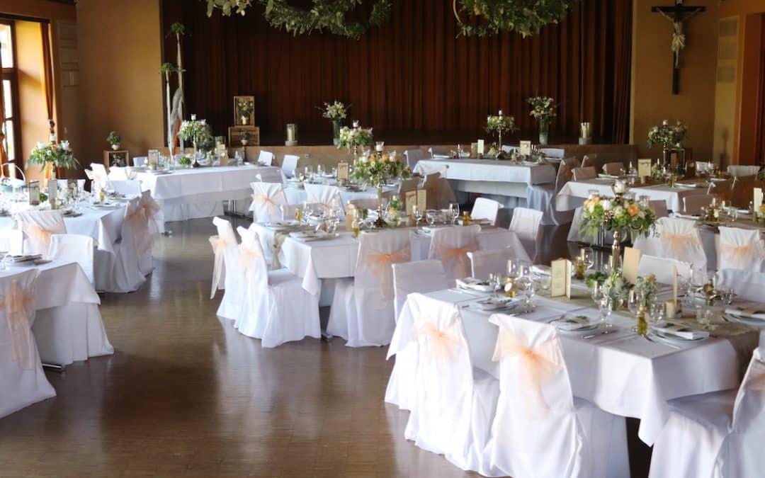 Hochzeitscatering in Plittersdorf