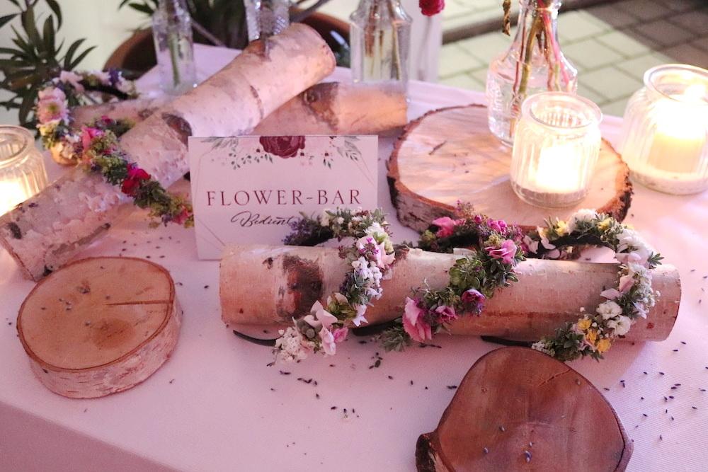 Hochzeit Catering in Schwarzach