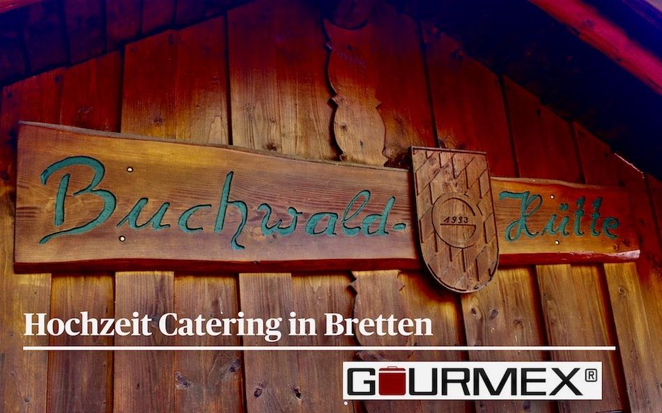 Catering Bretten-Rinklingen lecker zur Hochzeit mit GOURMEX®