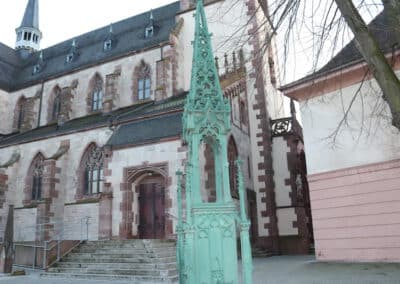 Kirche Kuppenheim