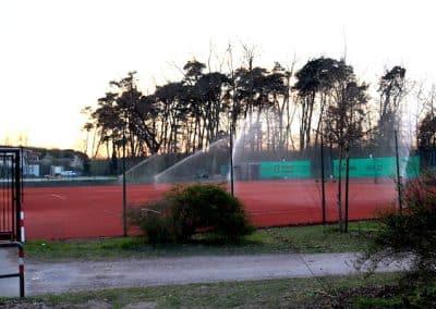 Tennisanlage Sandweier