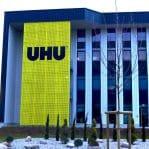 UHU feiert Einweihung des neuen Logistikzentrums
