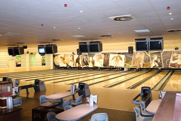 Betriebsfeier im Bowlingcenter Baden-Baden Catering mit ...