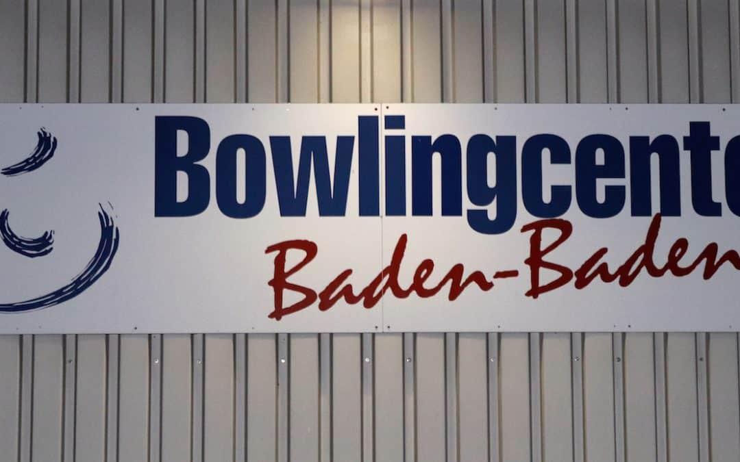 Betriebsfeier im Bowlingcenter Baden-Baden