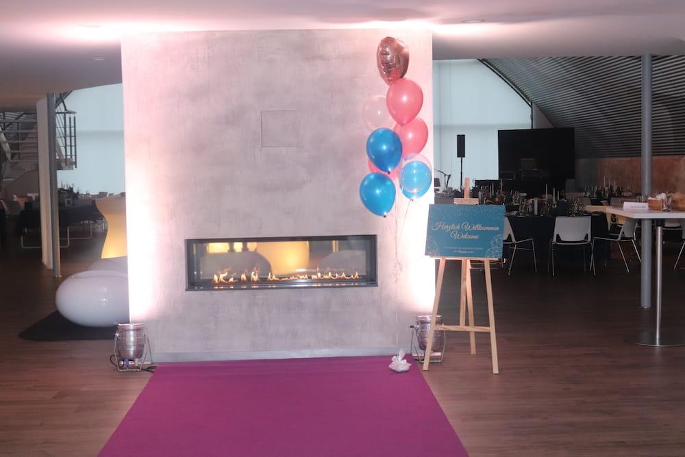 Hochzeit Catering Event Hangar E210 Baden Airpark