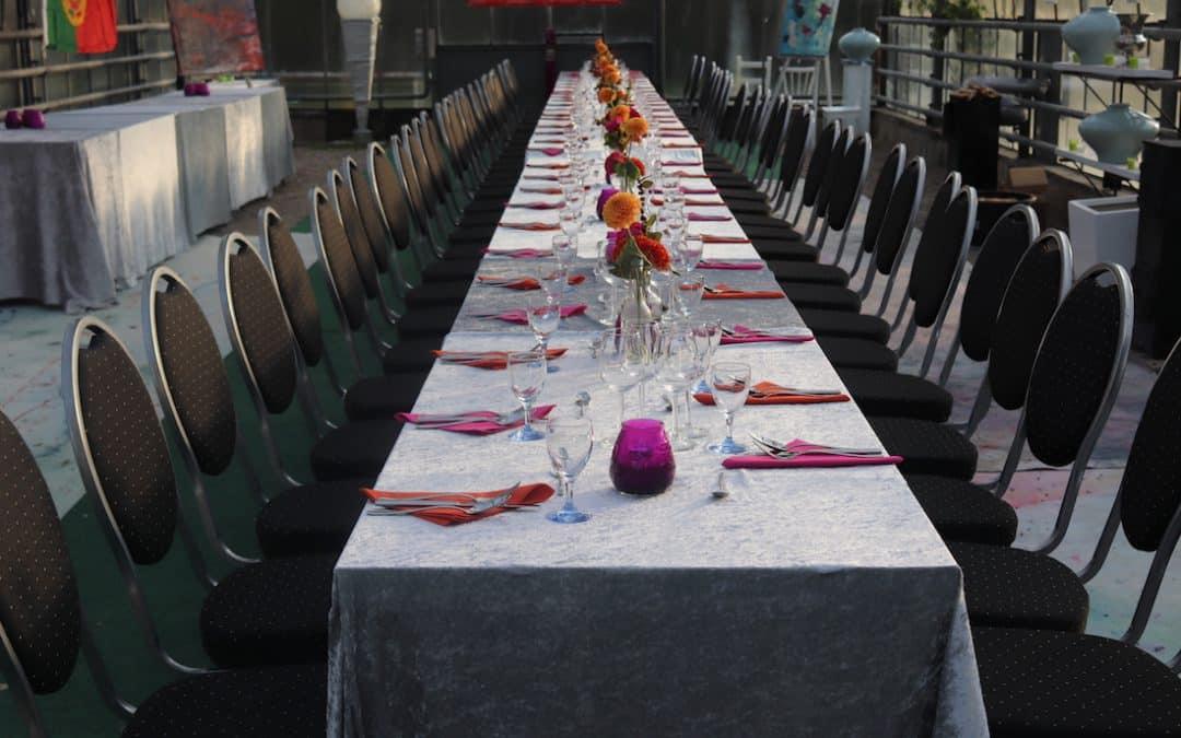 Weindegustation – Catering Atelier im Spich