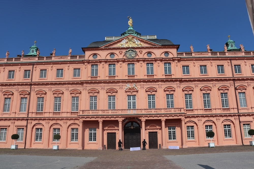 Hochzeit Catering im Schloss Rastatt