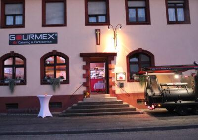Das Schwert , Firmensitz von GOURMEX®