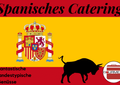 spanisches Catering