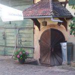 Hochzeit Catering auf Weingut in Diersburg